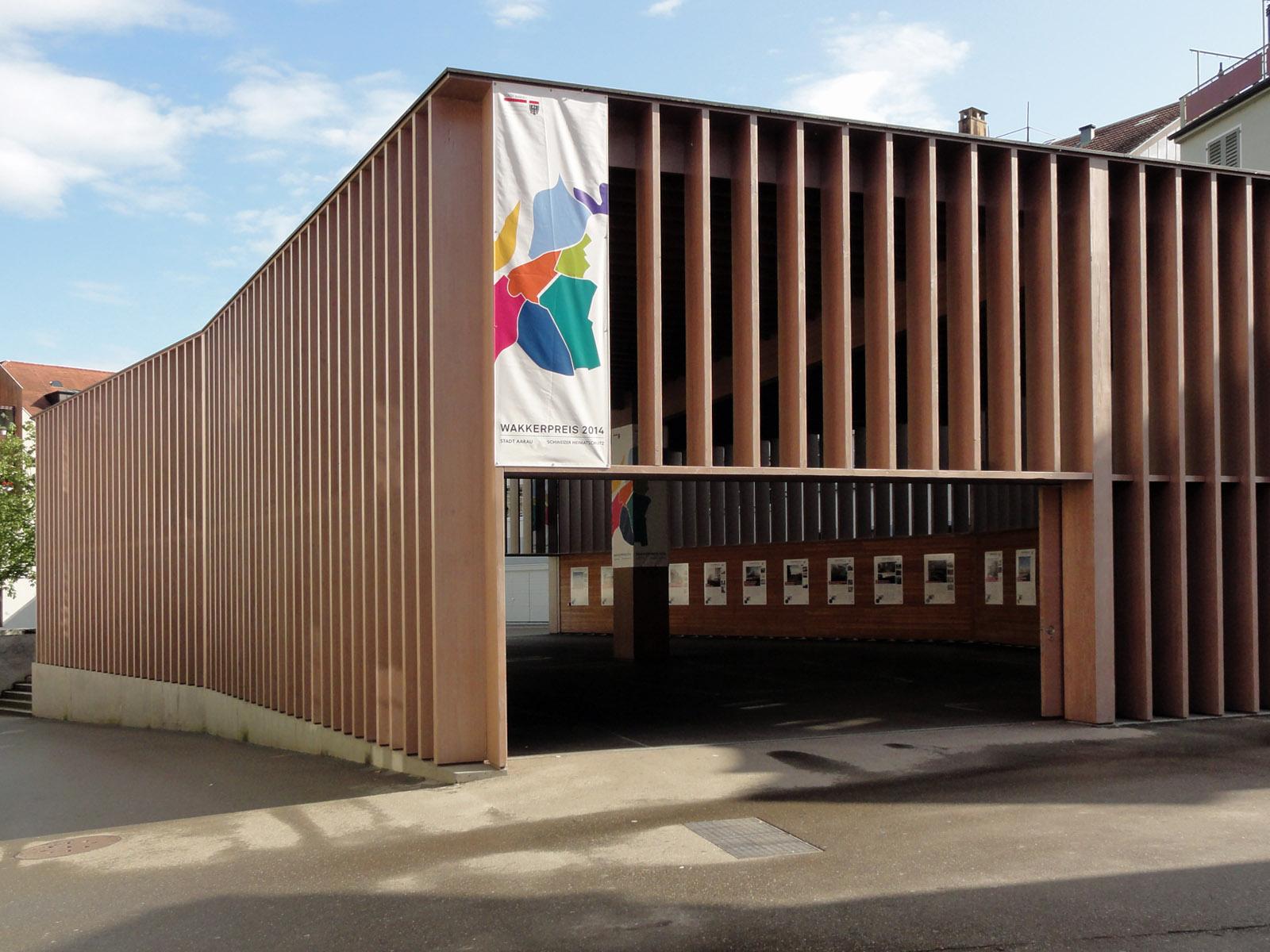 Strasser Architekten Ag B 252 Roexkursion 2014 Aarau