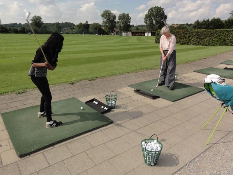 golf, moossee
