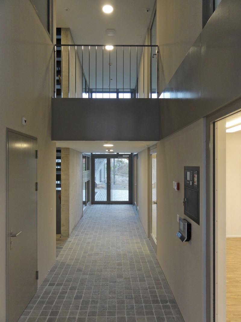 Sanierung Mehrfamilienhaus Militärstarsse 20, Bern