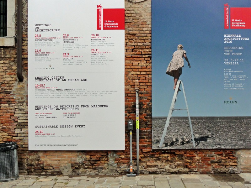 Biennale Venedig 2016