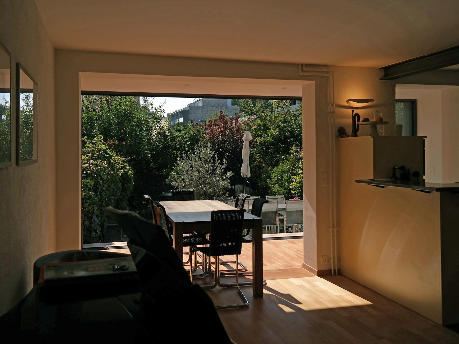 kleiner anbau aus holz. Black Bedroom Furniture Sets. Home Design Ideas